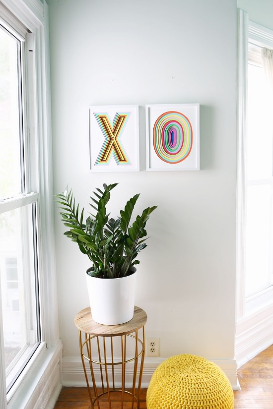 DIY room decor ideas with paper 15